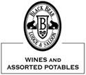 Black Bear Wine List
